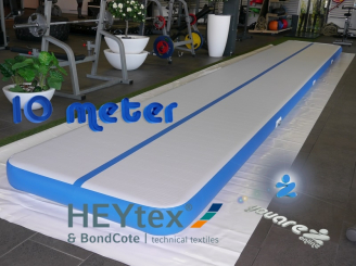 10m HT1000 Blue AirTrack AirFloor Factory Price